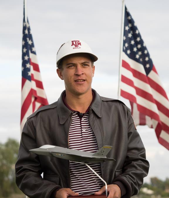 Cameron Champ Wins 2016 Patriot All-America