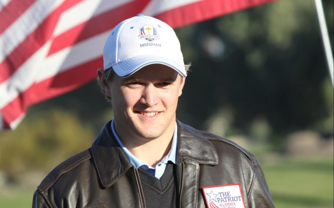 Cappelen wins 2012 Patriot All-America on final hole