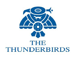 The Thunderbirds partner with Patriot All-America