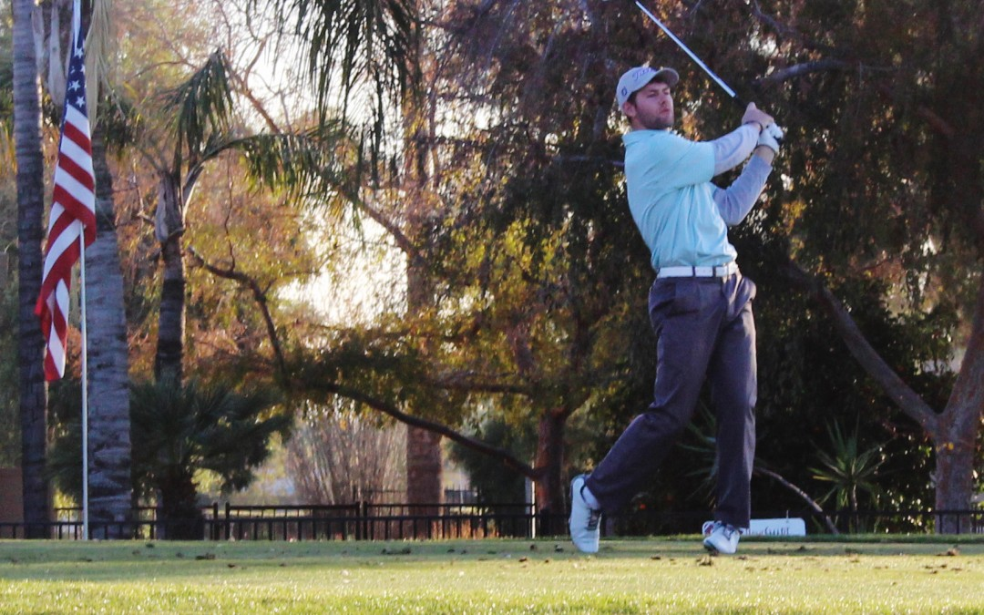 Wood Takes Second Round Lead at The Patriot All-America Invitational