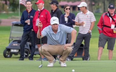 Patriot All-America Invitational Defending Champions Cameron Champ Earns U.S. OPEN Invitation, Runner-up Olsen To Play In WEB.COM TOUR'S Air Capital Classic