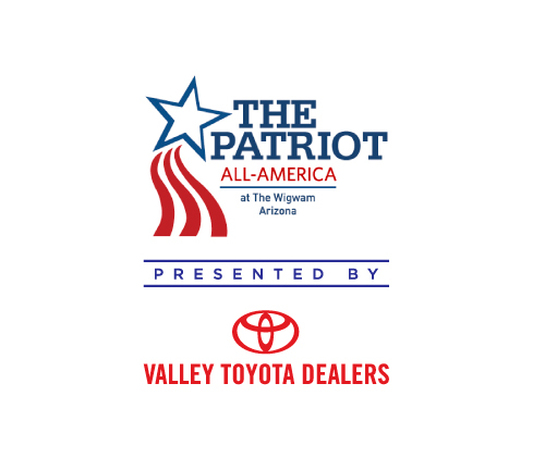 VALLEY TOYOTA DEALERS ASSOCIATION EXTENDS TITLE SPONSORSHIP AGREEMENT WITH PATRIOT ALL-AMERICA INVITATIONAL