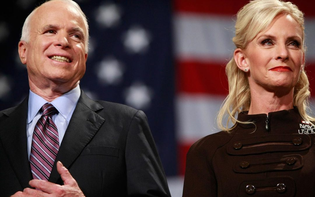 CINDY MCCAIN TO SPEAK AT  2018 PATRIOT ALL-AMERICA INVITATIONAL OPENING CEREMONY